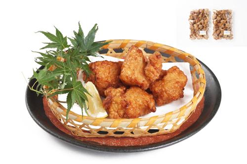 大阪「がんこ」鶏のから揚げ