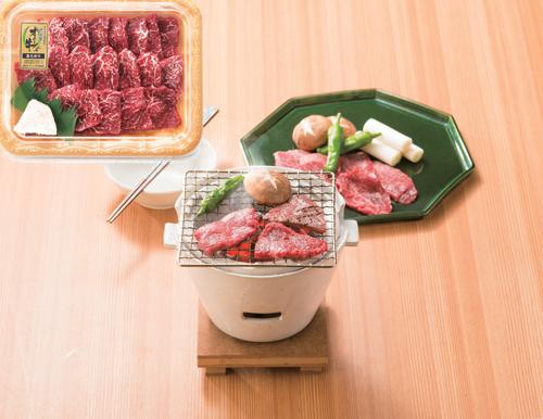 香川 「オリーブ牛 (讃岐牛)」 焼肉